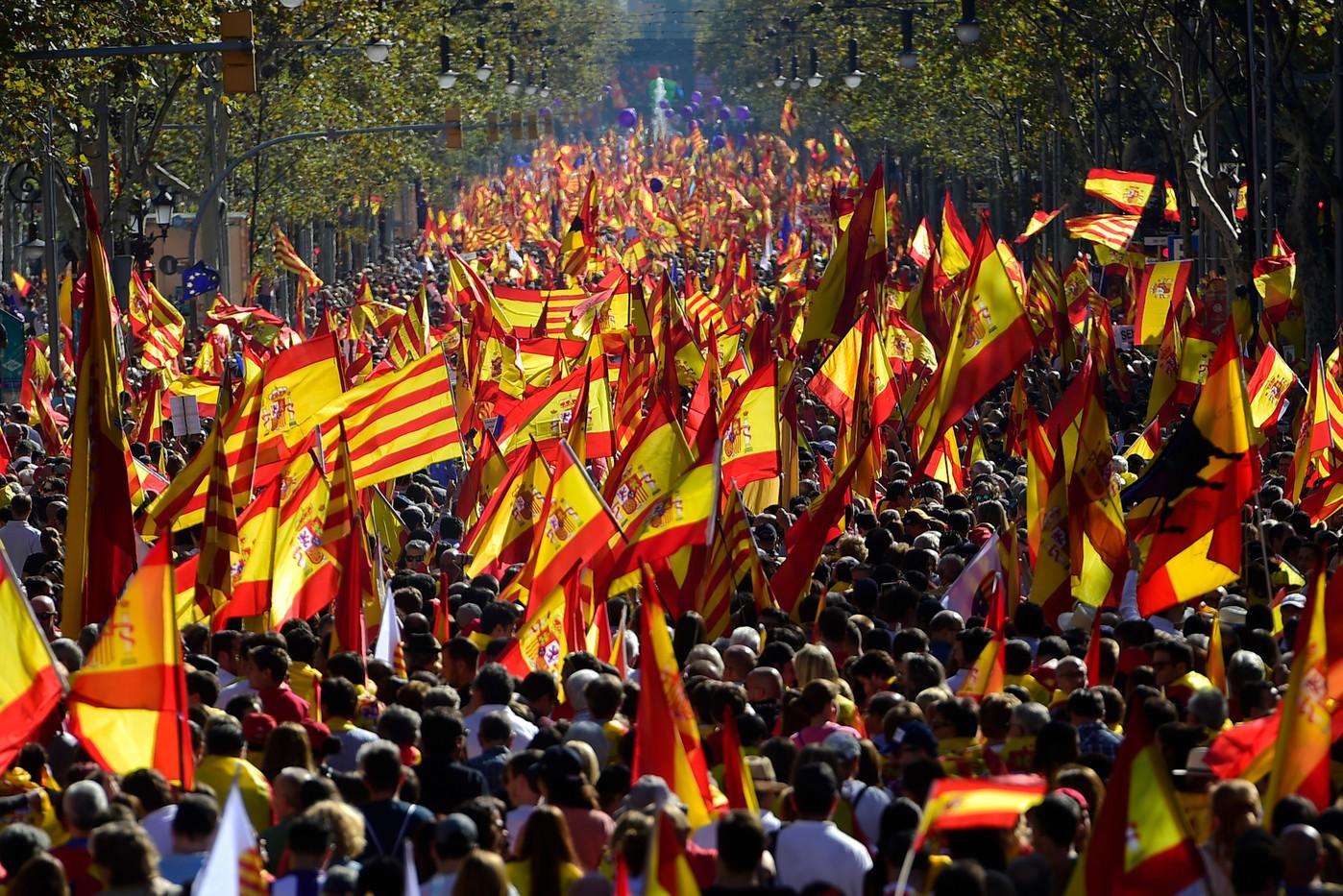 L'Espagne et la Catalogne sont à un tournant de leur histoire