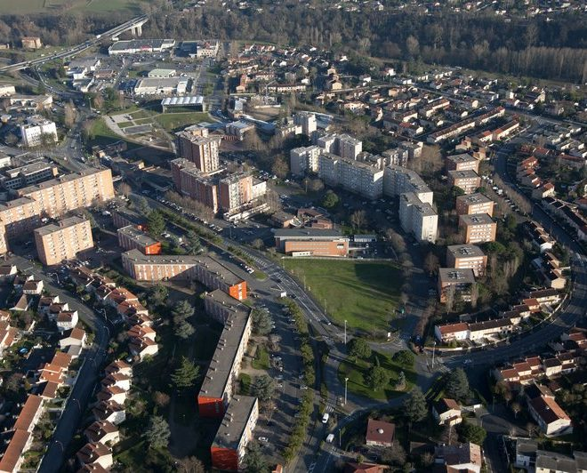 Albi : Cantepau analyse des documents du contrat de ville de la rénovation ANRU