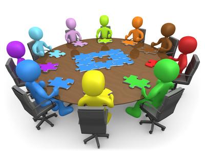 Le groupe de travail
