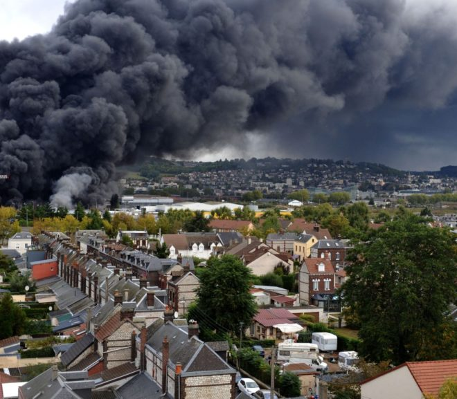 Retour sur la catastrophe de Rouen et sur le DICRIM